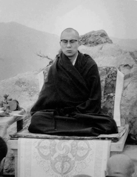 Его Святейшество Далай-лама XIV