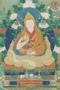 Пятый Далай-лама Лосанг Гьяцо (1617 - 1682)
