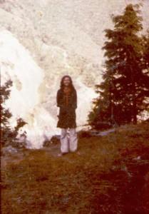 Энди Уэбер в Гималях