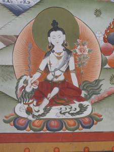 Авалокитешвара Сингханада